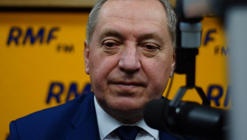 Henryk Kowalczyk /Michał Dukaczewski /RMF FM