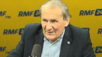 Henryk Wujec w Popołudniowej rozmowie w RMF FM