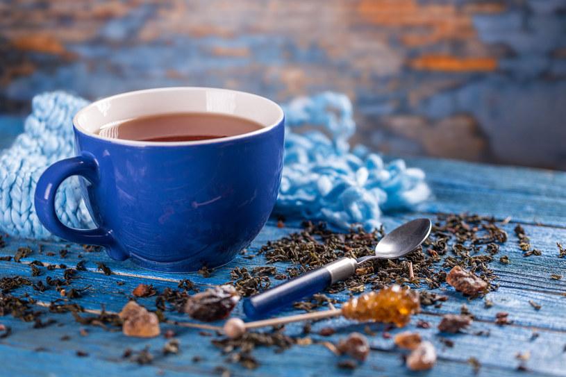 Herbata to nie tylko napój, to też doskonały kosmetyk /©123RF/PICSEL