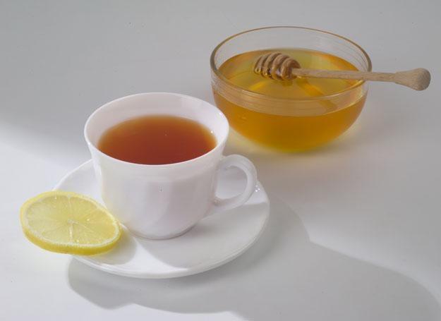 Herbatę najlepiej pić w filiżance