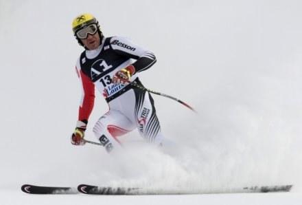 Herman Maier znów wygrywa /AFP