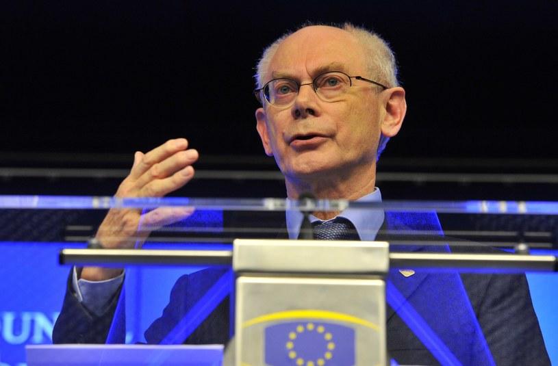 Herman van Rompuy /AFP