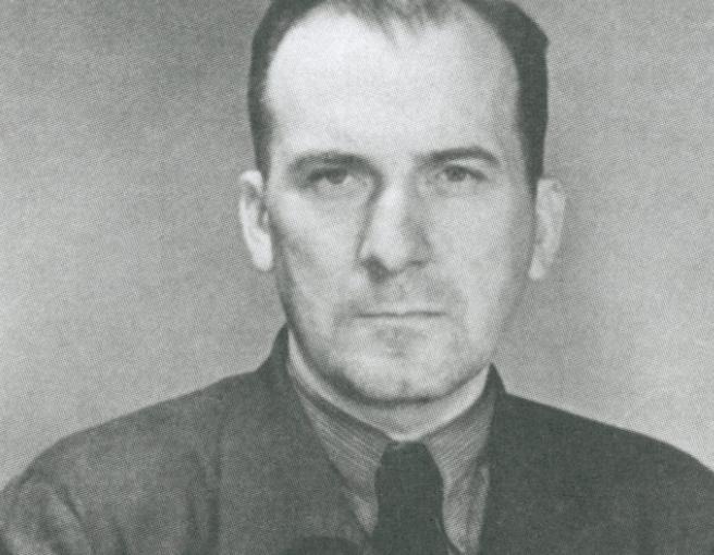 Hermann Koerner, kwiecień 1945 r. /Odkrywca