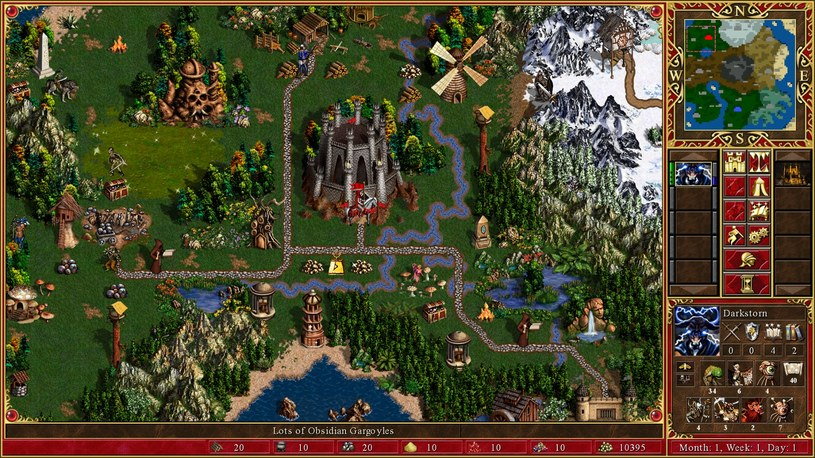 Heroes of Might & Magic III /materiały prasowe