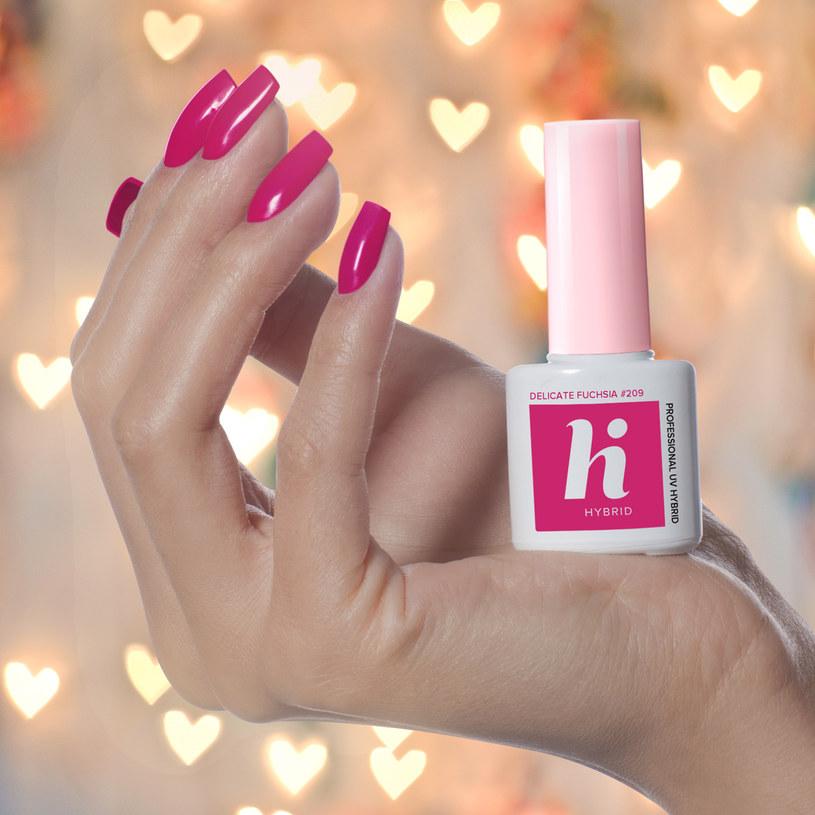hi hybrid – marka hybrydowych lakierów do paznokci /materiały promocyjne