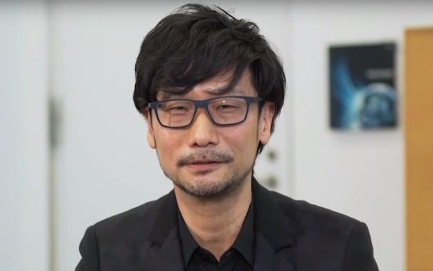 Hideo Kojima - fragment zapowiedzi nowego projektu zamieszczonej w serwisie YouTube.com /materiały źródłowe