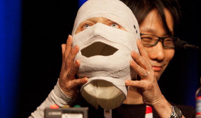 Hideo Kojima - zdjęcie twórcy serii Metal Gear Solid /materiały źródłowe