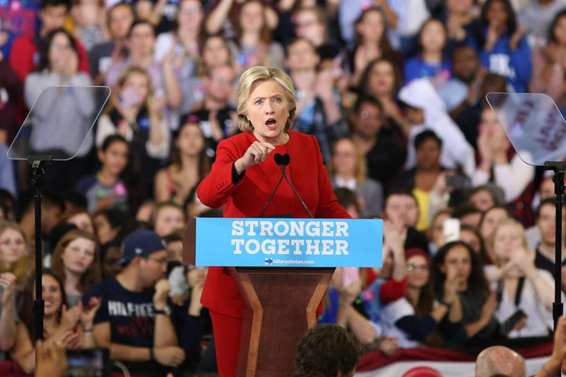 Hilary Clinton, zdj. ilustracyjne /AFP