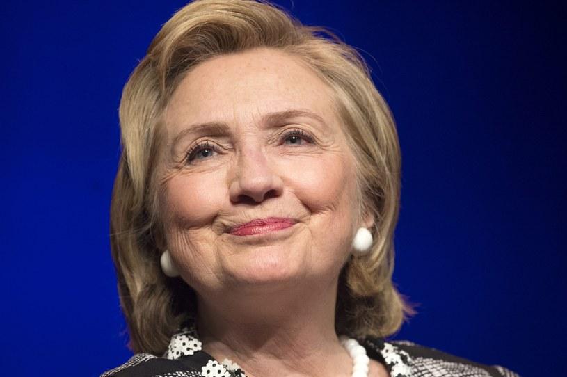 Hillary Clinton byłaby wspaniałym prezydentem - twierdzi Obama /PAP/EPA