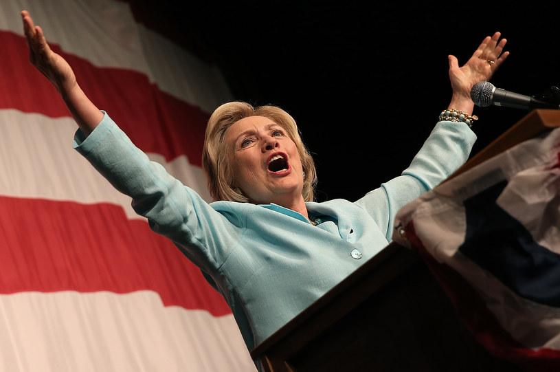 Hillary Clinton /AFP