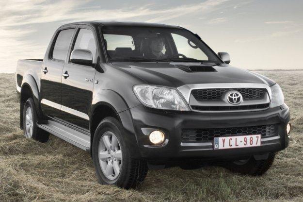 Hilux, czyli model za który Toyota zapłaci karę /