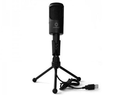 HIRO MILO - test mikrofonu