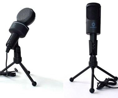 HIRO wprowadza na rynek nowe mikrofony dla streamerów