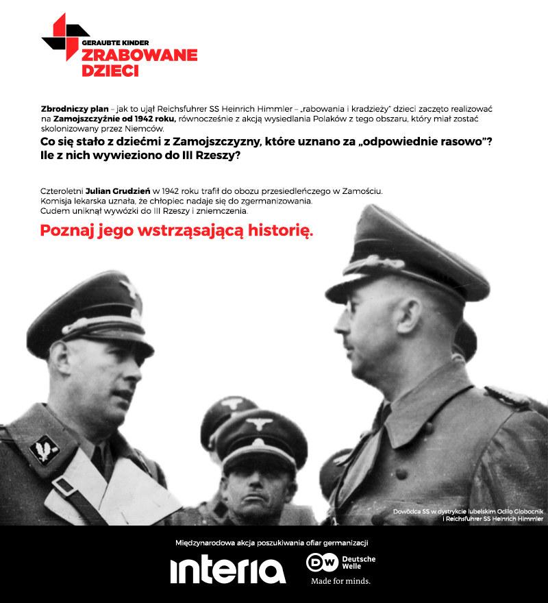 Historia Juliana Grudnia /INTERIA.PL