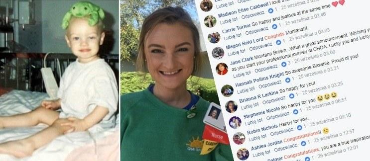 Historia Montany zainspirowała setki ludzi na całym świecie /Facebook /Internet
