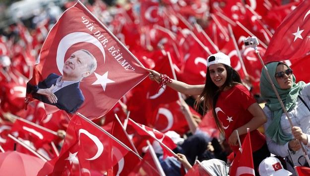 """Historyczne spotkanie Putin-Erdogan. """"To będzie krach amerykańskiej hegemonii"""""""