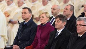 Historyczne Zgromadzenie Narodowe z okazji 1050-lecia chrztu Polski. Orędzie prezydenta