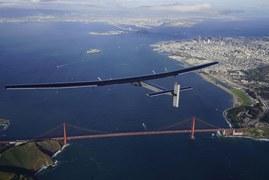 Historyczny lot Solar Impulse 2
