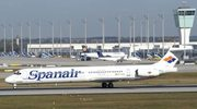 Hiszpania: Awaryjne lądowanie samolotu Spanair
