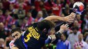 Hiszpania - Chorwacja 33-29 w półfinale ME piłkarzy ręcznych w Krakowie