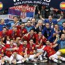 Hiszpania mistrzem Europy w futsalu