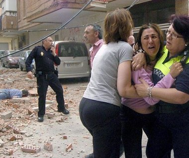 Hiszpania: Silne trzęsienie ziemi w prowincji Murcja. Są ofiary