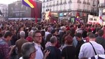 Hiszpania: Zatrzymania separatystów i masowe protesty w Katalonii