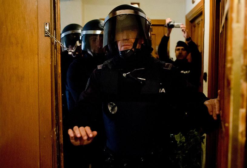 Hiszpańscy policjanci, zdj. ilustracyjne /Getty Images