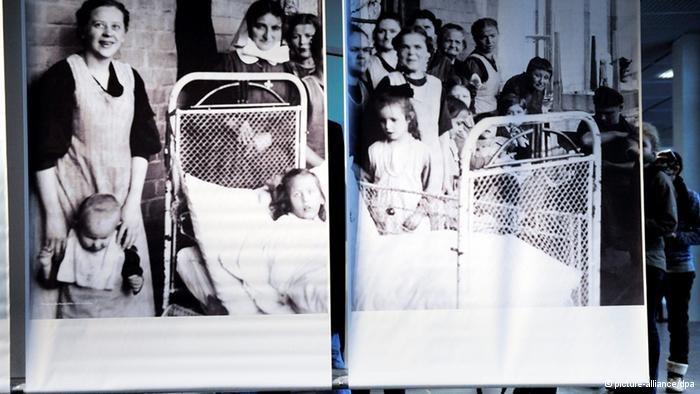 """Hitlerowcy stosowali także """"eutanazję"""" wobec dzieci /Deutsche Welle"""