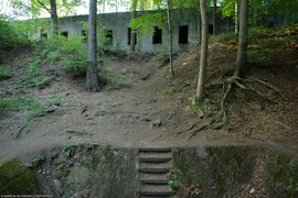 Hitlerowskie podziemne miasto w Górach Sowich