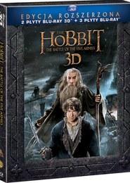 Hobbit: Bitwa Piciu Armii. Edycja rozszerzona