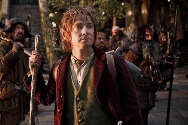 """""""Hobbit"""" - jeden z filmów, których popularność jest wykorzystwana przez twórców mobilnych aplikacji /materiały prasowe"""