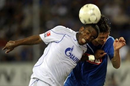 Hoffenheim - Schalke 04 0:0 /AFP