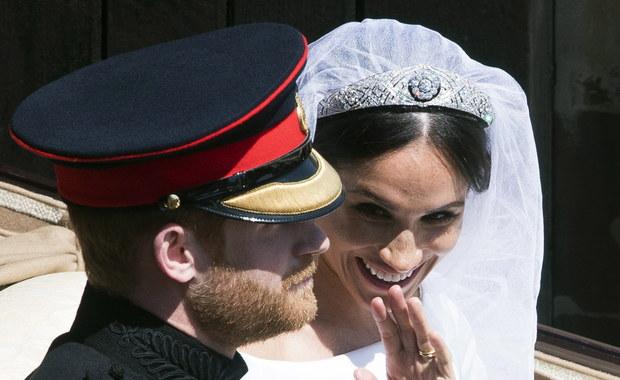 Hojny prezent dla nowożeńców. Harry i Meghan dostali od babki wytworną rezydencję