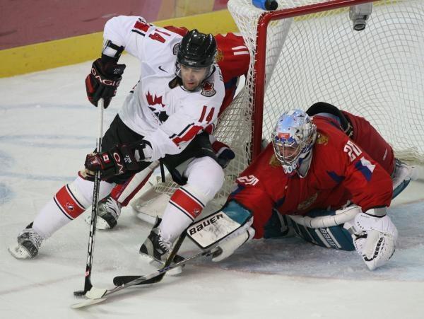 Hokeiści Kanady z Turynu wrócą bez medalu /AFP