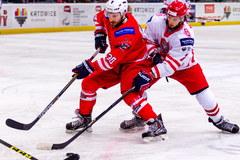 Hokej na lodzie: Polska vs Zagraniczne Gwiazdy PLH