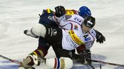 Hokejowa reprezentacja na turnieju w Sanoku
