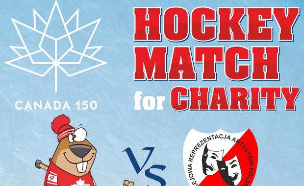 Hokejowi Artyści on tour: W niedzielę zagrają z Kanadyjczykami!