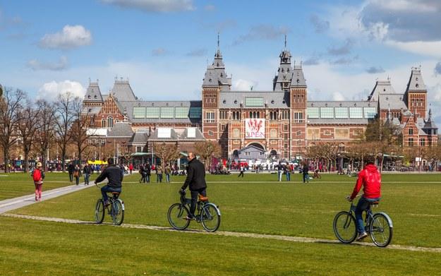 Holandia to kraina rowerów /123/RF PICSEL
