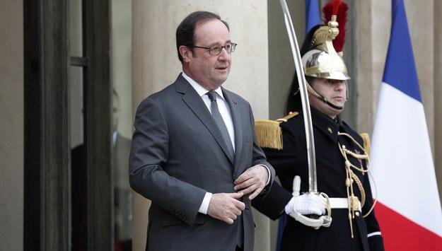 Hollande: Nie ma powodu, bym wycofał wsparcie dla Tuska
