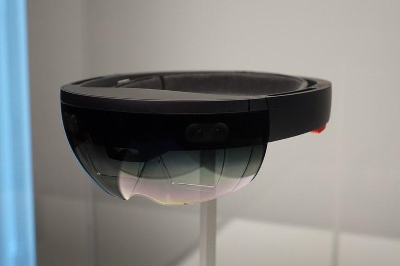HoloLens - pierwsza wersja /INTERIA.PL