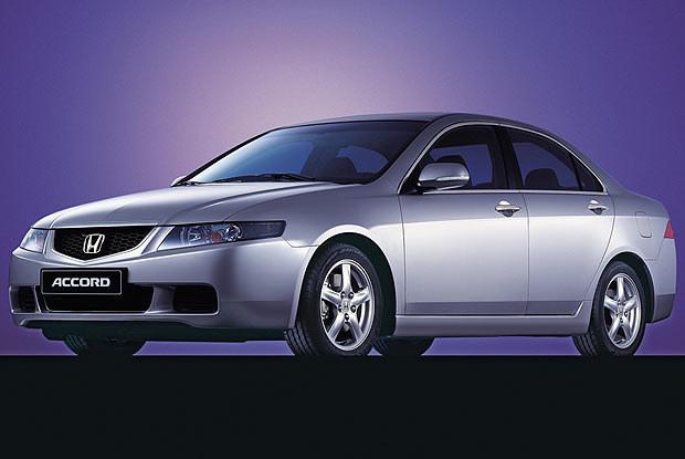 Honda Accord 2003 (kliknij) /INTERIA.PL