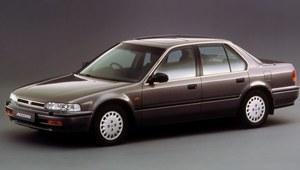 Honda Accord nr 4, czyli to samo, ale inaczej