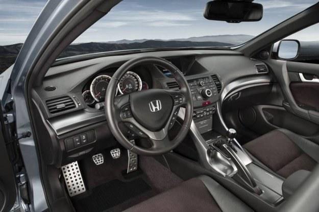 Honda accord po liftingu /