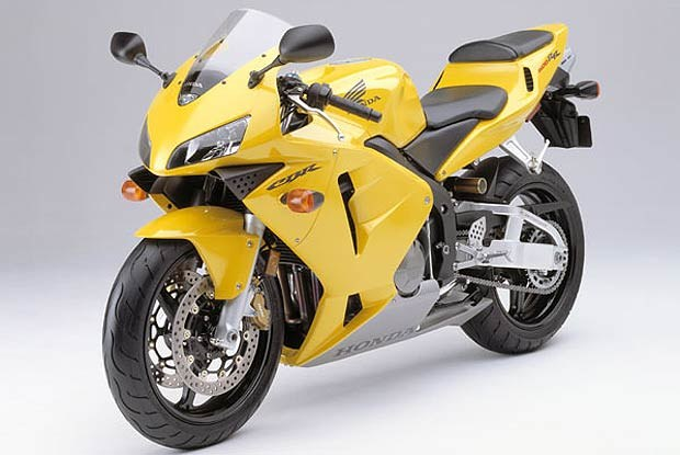 Honda CBR600RR (kliknij) /INTERIA.PL