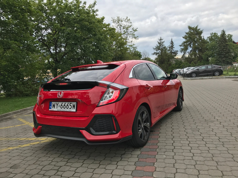 Honda Civic 1.0 Executive /INTERIA.PL