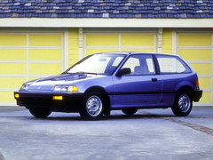 Honda Civic (1987-1991)