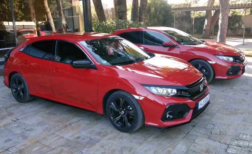Honda Civic 2017 /INTERIA.PL