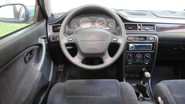 Honda Civic deska /Motor