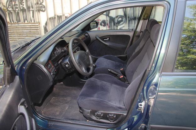 Honda Civic fotele /Motor
